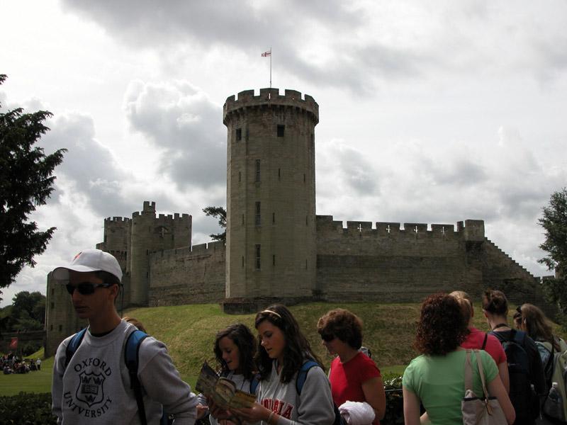 10 Warwick Castle