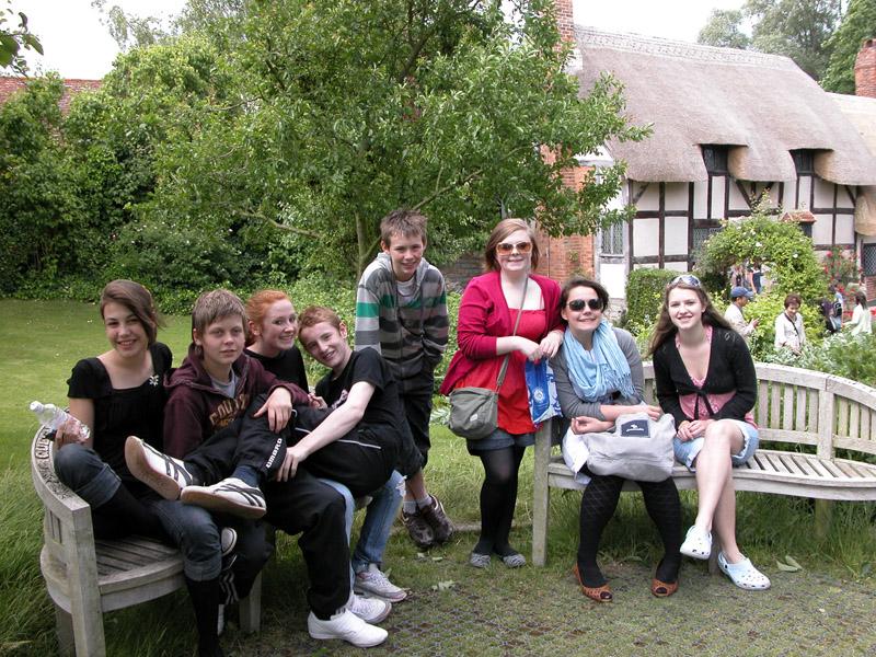 5 Anne Hathaway's Cottage