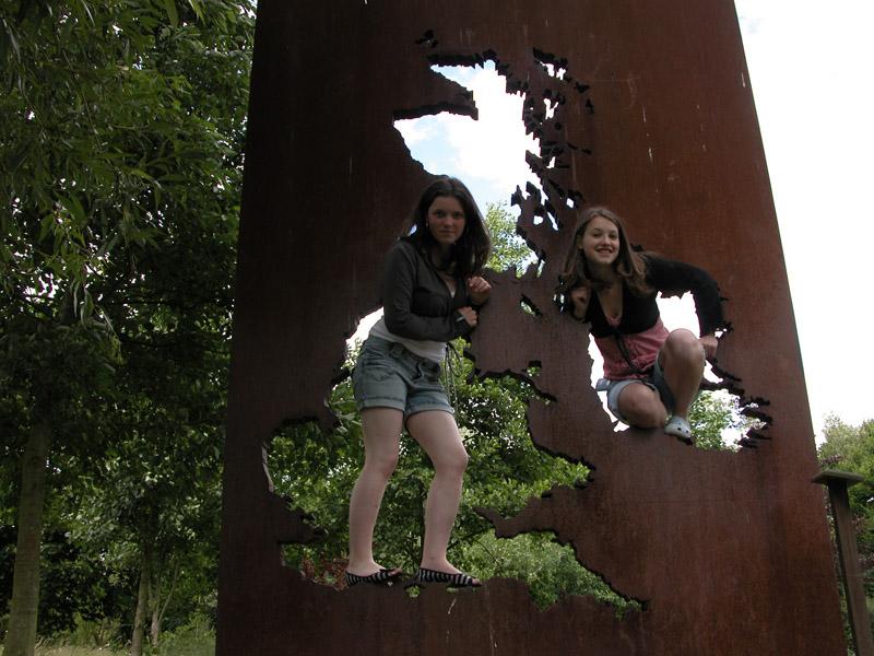6 Sculpture Garden
